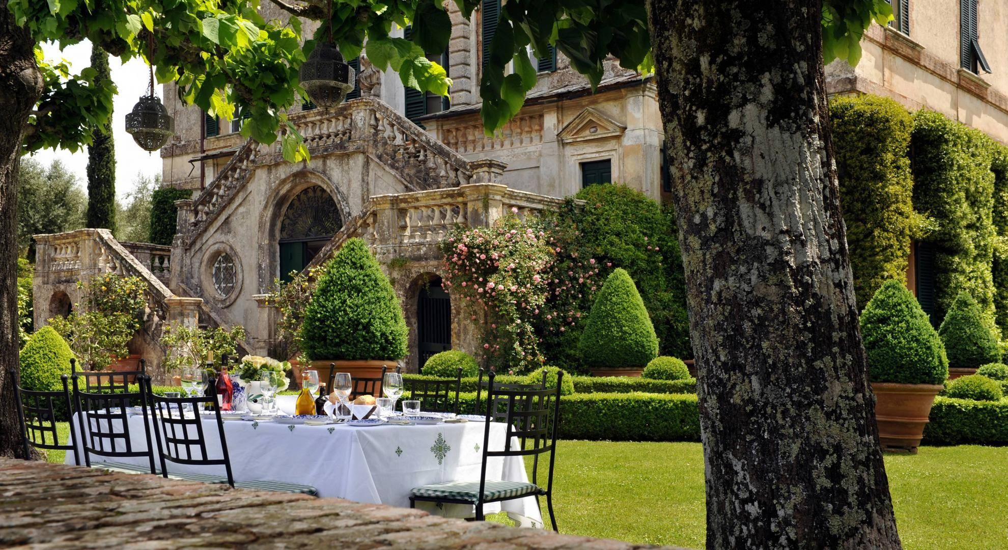 Luxury villa holidays in Italy