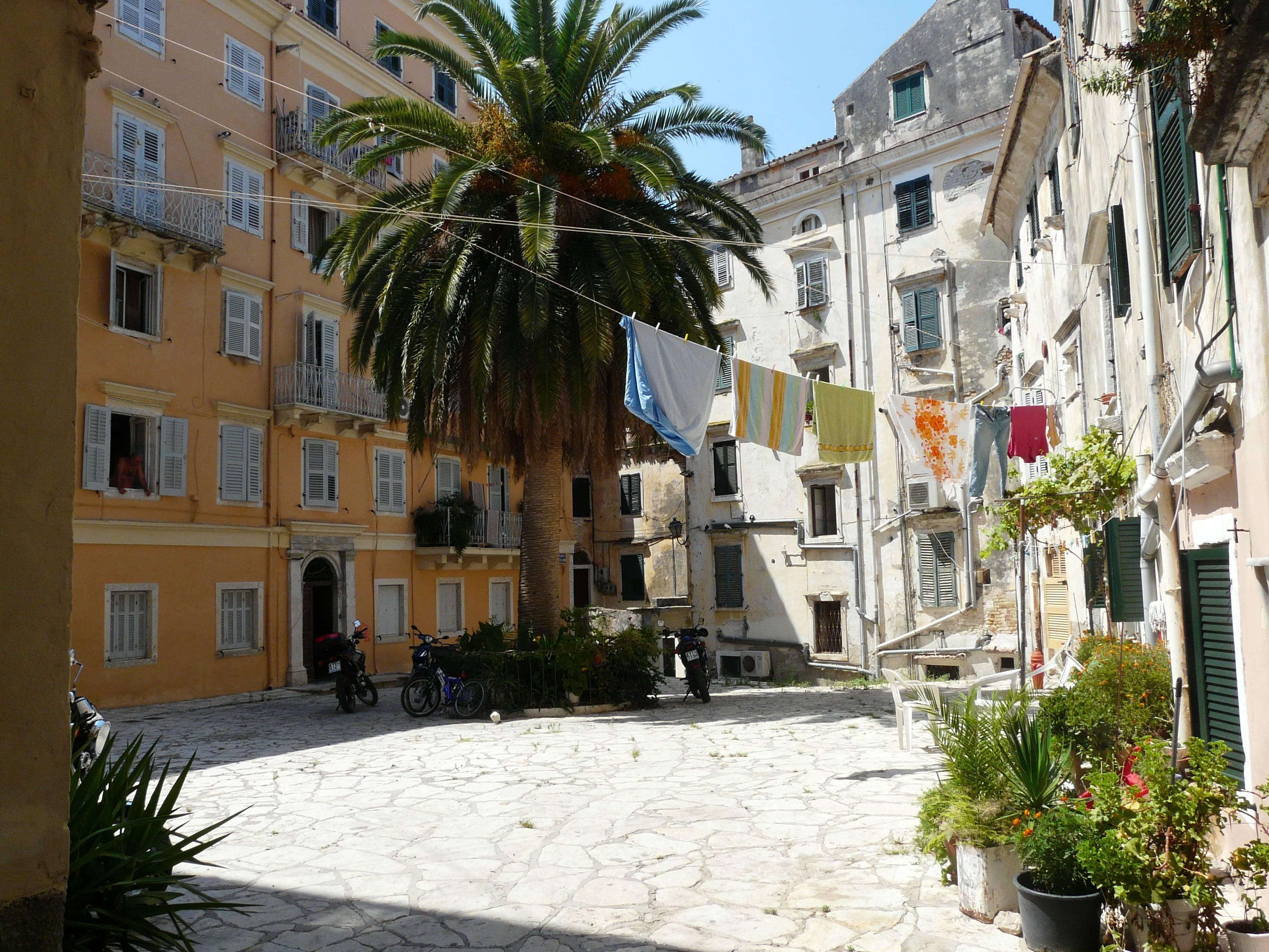Where to eat in Corfu
