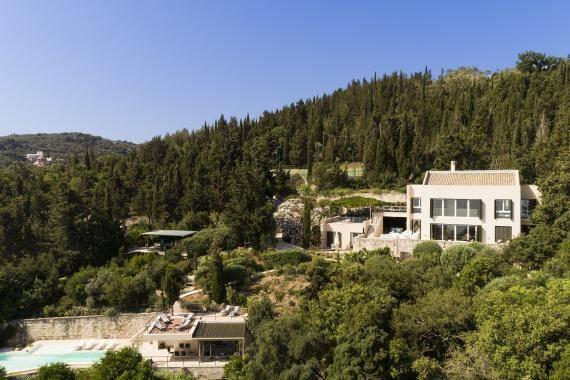 Paxos Beach House