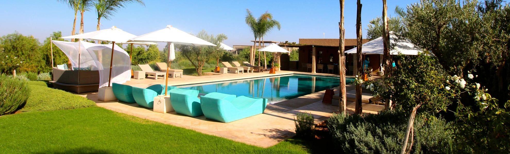 Villa Cobalt Blue