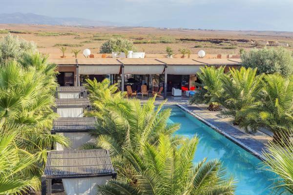 Villa Omansoura