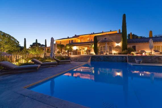 Villa La Ombre