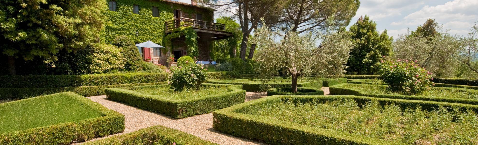 Villa Poggio alle Corti